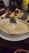 Crab dip at the Beach Bar