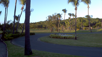 Caneel Bay grounds