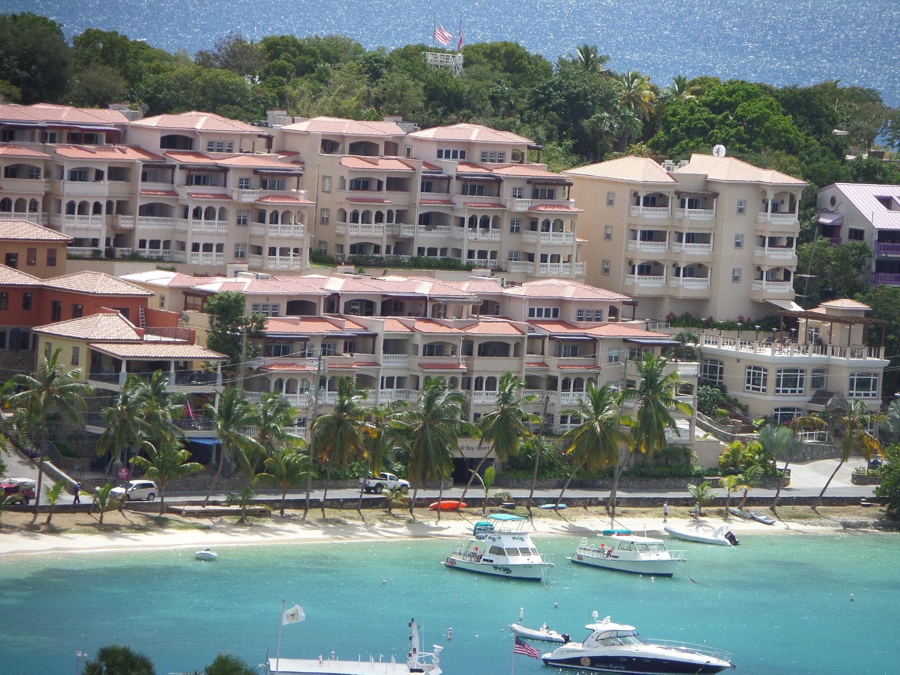 Hotel island john st virgin